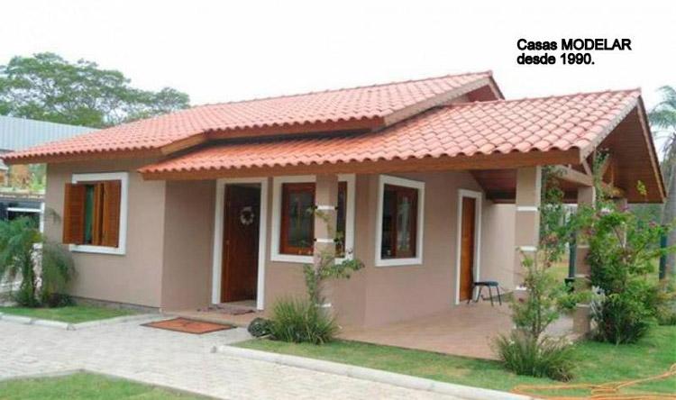 Modelos das casas casas pr fabricadas modelar for Modelos de casas de campo de una planta